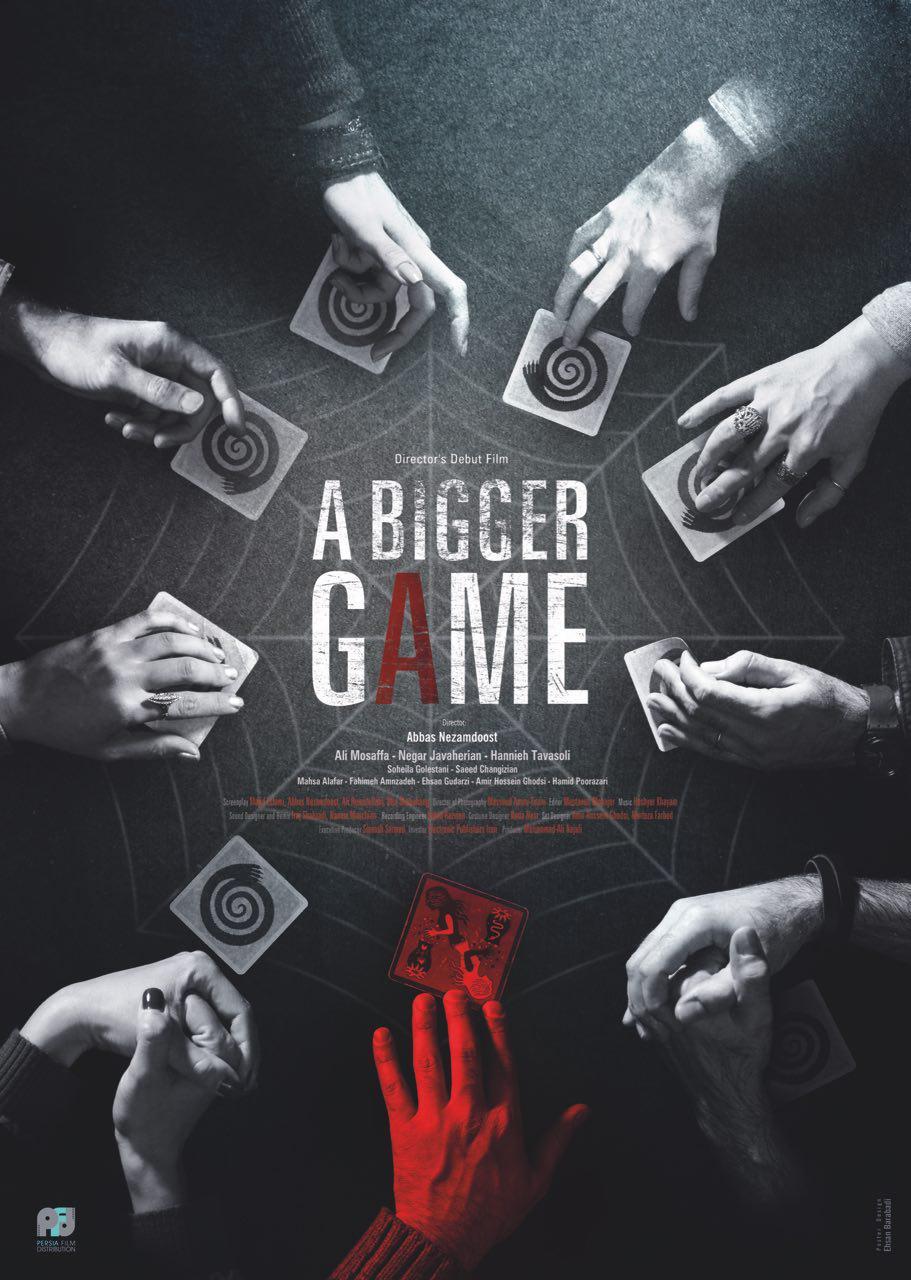 A Bigger Game poster