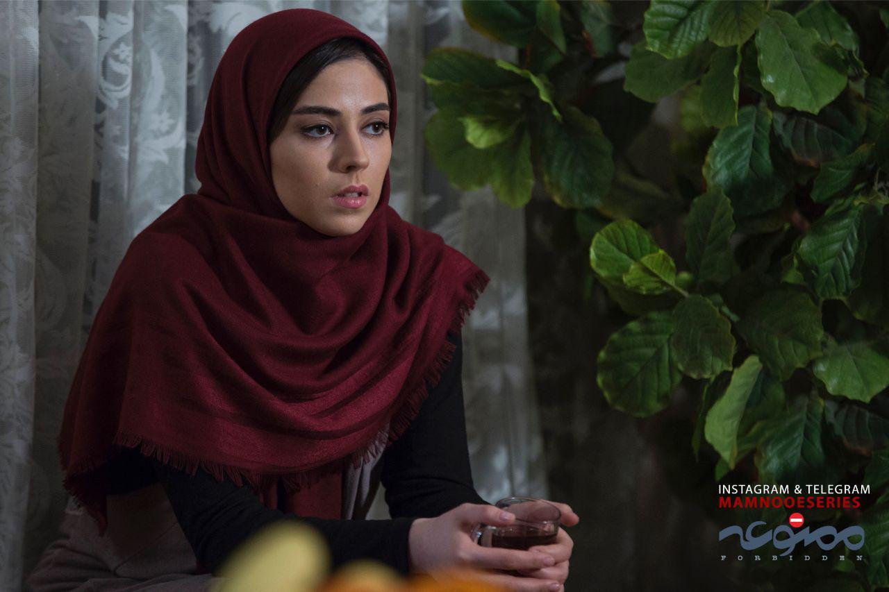 آیا نیکی کریمی ب  پیوست نیلوفر رجاییفر به سریال «ممنوعه» پیوست - سوره سینما