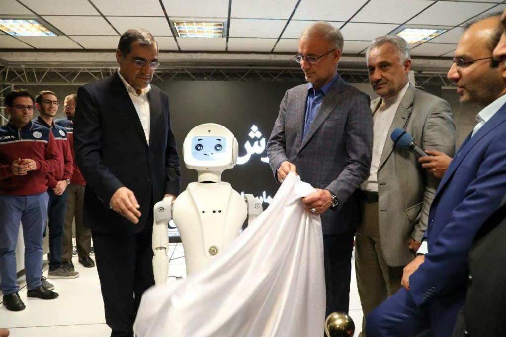 Robot Arash Vazir