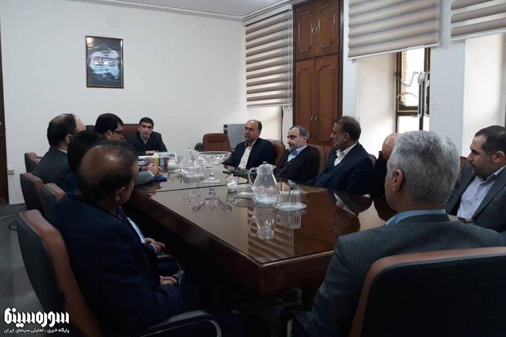 سینمای امید به شهر اندیمشک خوزستان رسید