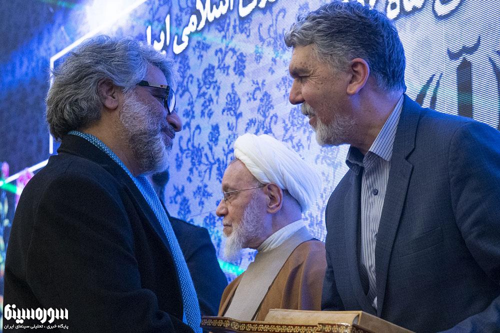 محمدعلی باشهآهنگر فیلمساز خادم قرآن در سال ۹۷ شد